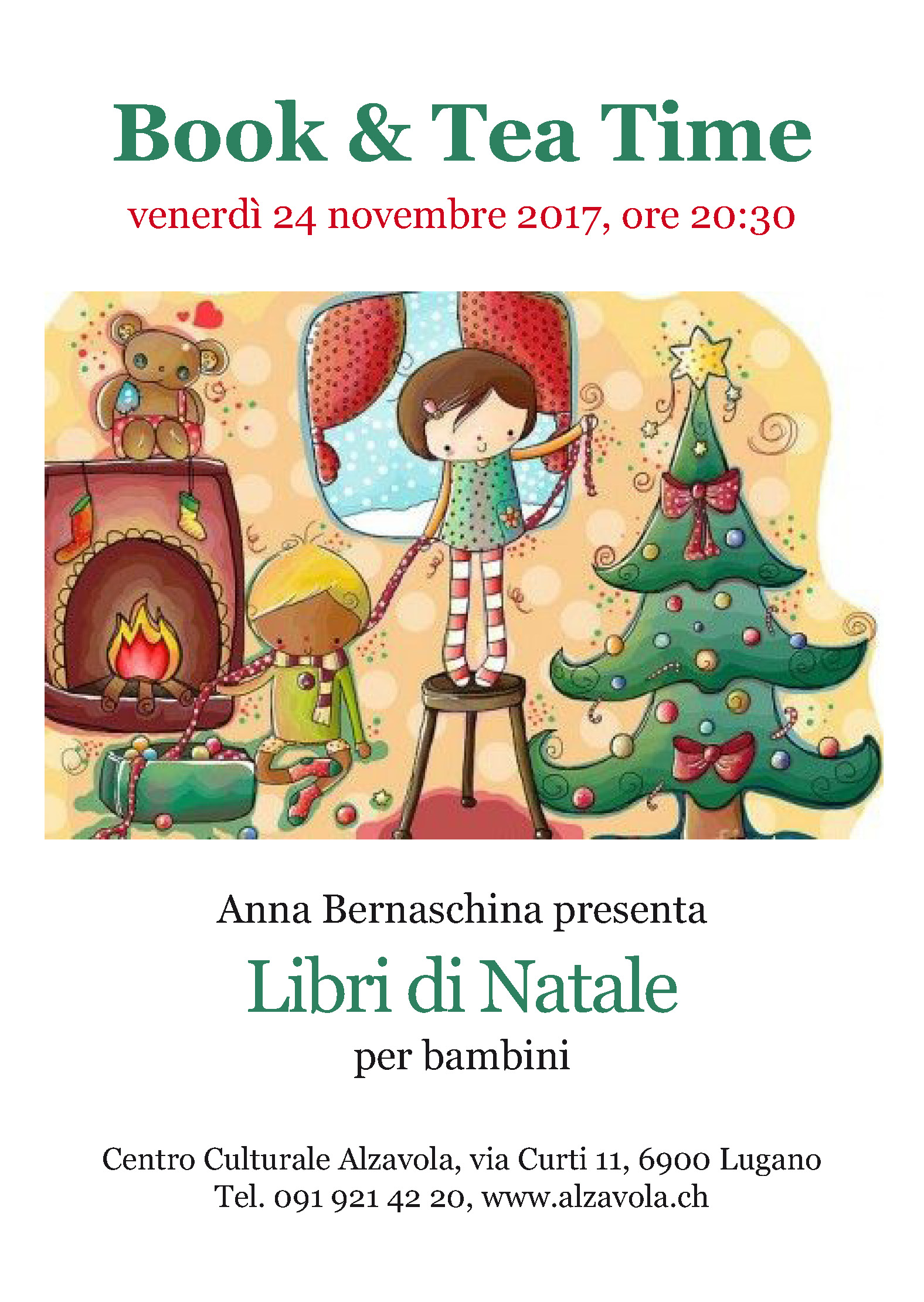 BookTeaTime 2017